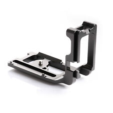 QR Plate Vertical L Bracket Holder for Canon EOS 5D Mark III IV Camera Body US