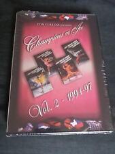 Champions on Ice - Volume 2 (DVD, 2003) BRAND NEW RARE