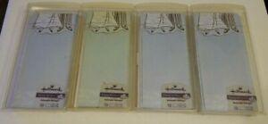 Blue Floral, man, woman Paper Printable Invitations Cards Announcements Set 40