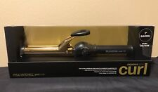 Paul Mitchell Express Gold Curl 1 inch Curling Iron NEW