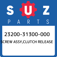 23200-31300-000 Suzuki Screw assy,clutch release 2320031300000, New Genuine OEM