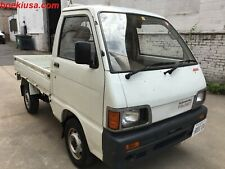Japanese Mini Truck 1991 Daihatsu Hijet/Toyota 4x4 Roadlegal UTV at No Reserve!