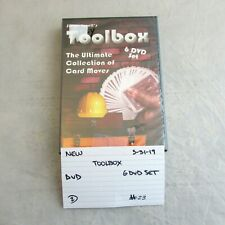 Brand New- Toolbox-the ultimate collection of card movies  -CD - 0331