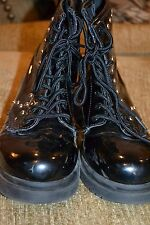 Girls Dsigned lace up boots size size 5