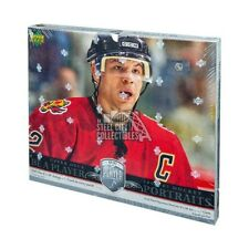 2006-07 Upper Deck Be A Player Portraits Hockey Hobby Box