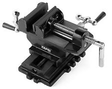 "Capri Tools X Y Cross Slide Drill Press Vise 4"" inch"