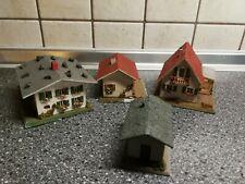 Modellhäuser H0 mit Holzboden