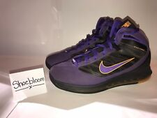 3c1abc85ca5c Nike Air Max Hyperize Pau Gasol NBA Finals Lakers PE Size 11.5 100%  Authentic