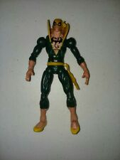 Iron Fist Classic Outfit Marvel Legends Apocalypse Series Loose ToyBiz 2005