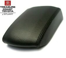 NEW OEM TOYOTA RAV4 2003-2005 DARK GRAY CENTER CONSOLE ARM REST LID