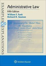 Administrative Law by Richard H. Seamon and William F. Funk (2015, Paperback,...