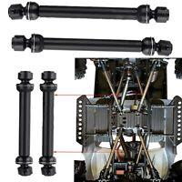 2X CVD Metall Universal Antriebswelle für 1/10 Axial SCX10 RC4WD D90 RC Crawler