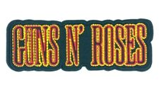 Embroidered Iron on patches & Guns N Roses Rock Band +220