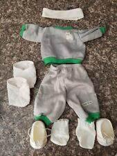 Vintage Cabbage Patch Kid Clothes Doll Outfit  Sweat Suit