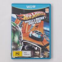 Hot Wheels World's Best Driver for the Nintendo Wii U [PAL]