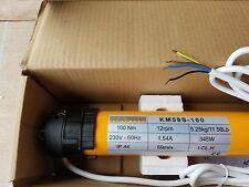 KM59S  Kamir Tubular Motor for Rollup Shutters Standard 100 NM, 230V 4 wires