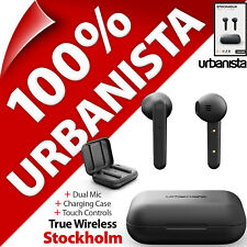 Urbanista Stockholm True Wireless Bluetooth Kopfhörer Headphones + Lade Case