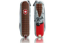 Victorinox Swiss Army 2013 Fashion Classic SD Chocolate 0.6223.842US1 NEW
