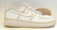Nike Air Force 1 UK 7 / US 8 All White Colourway - Leather