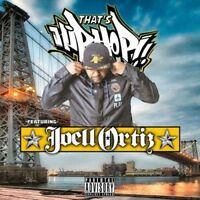 JOELL ORTIZ-THAT'S HIP HOP-IMPORT CD w/JAPAN OBI E25
