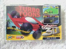 31973 - Turbo Toons - Mini CD-Rom - 3D Glasses Included - PC () Windows XP