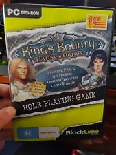 King's Bounty - Platinum Edition -  PC GAME - FREE POST *