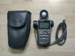 Sekonic L-608 Super Zoom Dual Light Meter