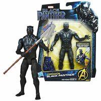 Marvel Vibranium Black Panther Action Figure