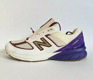 Men's New Balance 990v5 BHM My Story Matters Made in USA Shoes Size 11.5 M990CP5