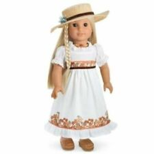 American Girl JULIE'S BIRTHDAY DRESS Outfit - COMPLETE - NEW in MINT BOX!