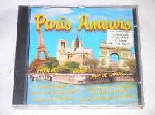 CD / PARIS AMOURS / COMPILATION D'ORCHESTRES / NEUF+++
