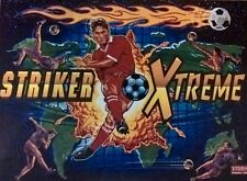 Piball translite: stern-striker xtreme