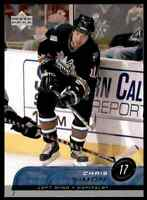 2002-03 Upper Deck Chris Simon #177 17015