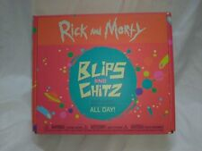 Rick and Morty Funko Pop blips and chitz mystery box