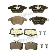 NEW Volkswagen Beetle Jetta Front & Rear Disc Brake Pad Set Ate Ceramic