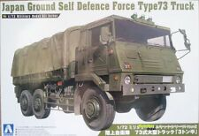 Aoshima 0234 Japan Ground Self Defence Force Type 73 TRUCK 1:72