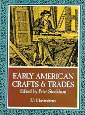 Little Book of Early American Crafts and Trades-ExLibrary