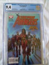New Avengers #7 CGC 9.4 1st Appear Illuminati Marvel Studios MCU in development!