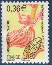 Orchidée de Savoie - Dactylorhiza savogiensis - 2007 - YT PO 251 - Neuf **