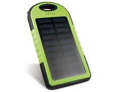 Caricabatterie Powerbank solare 79800mAh USB 20 luci LED luce UV Colori Vari