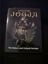 Kraton Jogja, The History and Cultural Heritage HB Book