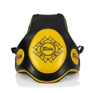 Plastron de protection Fairtex TV2. Muaythai  kickboxing boxe française Mma