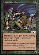 Skyshroud Elite   LP Exodus MTG Magic Cards Green Uncommon