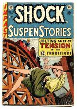 Shock SuspenStories #13 1954-EC-Frank Frazetta-Wally Wood-Jack Kamen-VG-