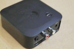 Logitech Wireless Speaker Adapter Bluetooth Audio Streaming Adapter