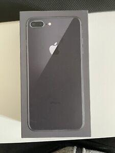 Apple iPhone 8 Plus - 64GB - Space Gray (Unlocked) A1864 (CDMA + GSM)