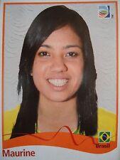 Panini 264 Maurine Brasilien FIFA Women's WM 2011 Germany