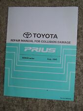 2003 Toyota Prius NHW20 Collision Damage Auto Repair Manual MORE IN OUR STORE R