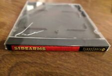 NEC TurboGrafx-16 Turbo Duo Sidearms CASE ONLY TG-16 Vintage Shooter Side Arms