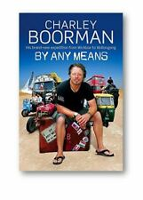 Charley Boorman By Any Means Wicklow-Wollongong   Travel Adventure   FREE P&P